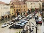 Auto d'epoca a Mondovì