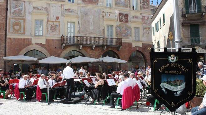 Banda musicale di Mondovì, anche detta Mondovì Band