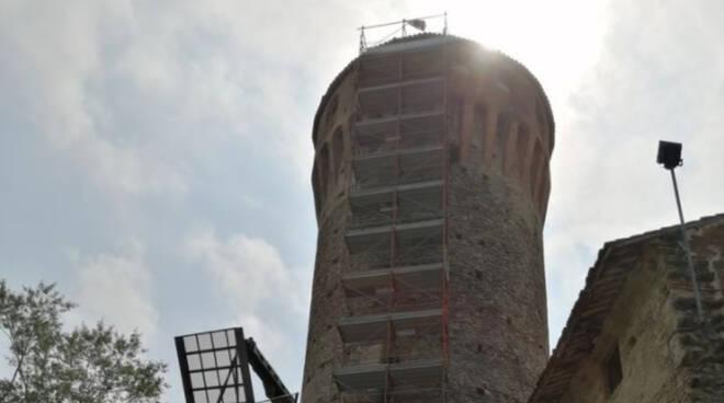 Priero torre restauri