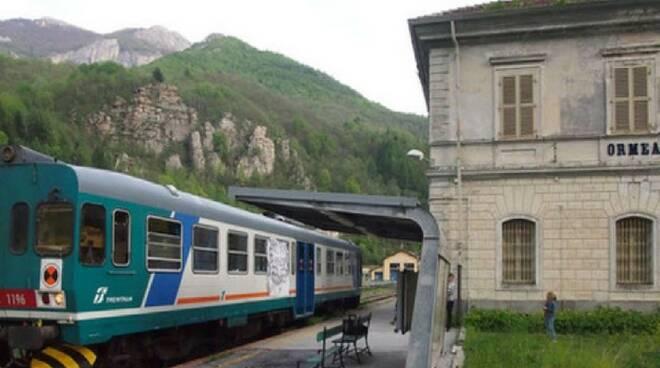 Stazione di Ormea