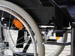 sedia a rotelle disabilità