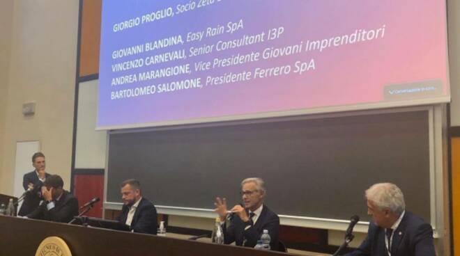 Confindustria Cuneo gruppo giovani