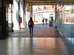 portici corso Statuto Mondovì