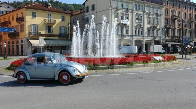 rotonda piazza Ellero Mondovì