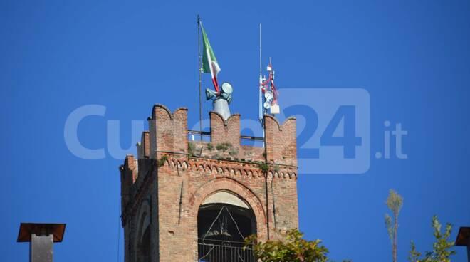 torre civica del Belvedere Mondovì