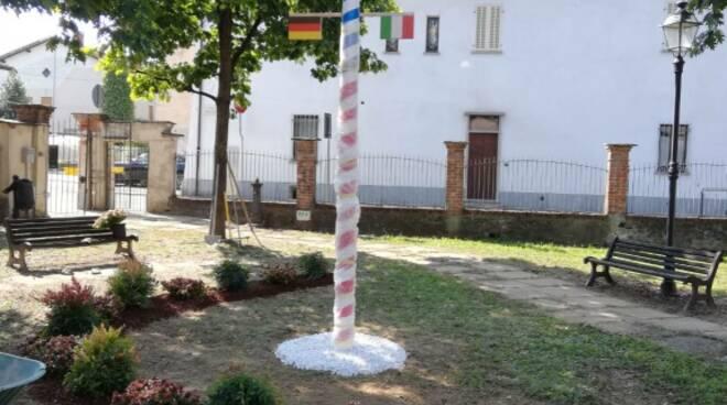albero riconciliazione boves giardini von stauffenberg