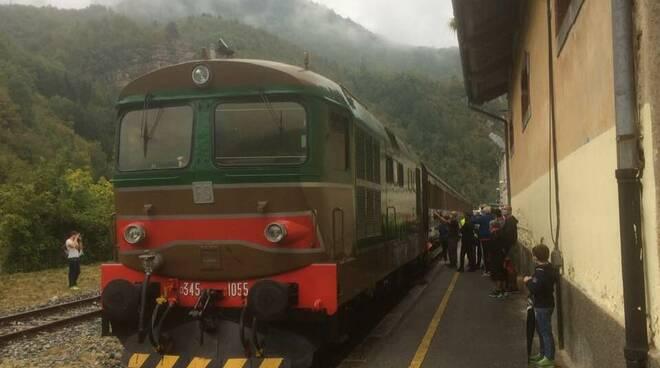 Ferrovia Ceva-Ormea 20 settembre 2020
