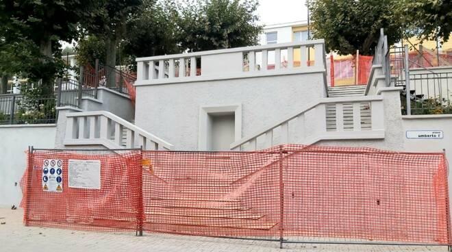 Scalone San Michele Mondovì