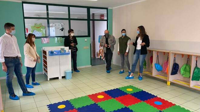 La tana di Bocchio asilo Villanova Mondovì