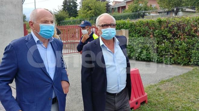 Valter Roattino sindaco Vicoforte 2020