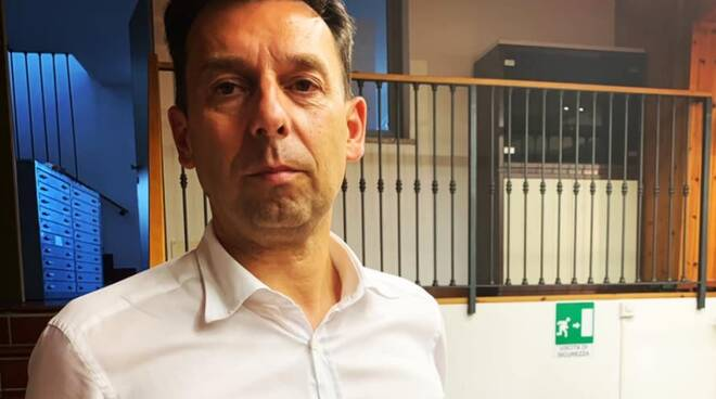 Roberto Bodrito sindaco di Cortemilia