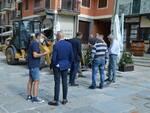 Riqualificazione via Roma Limone Piemonte