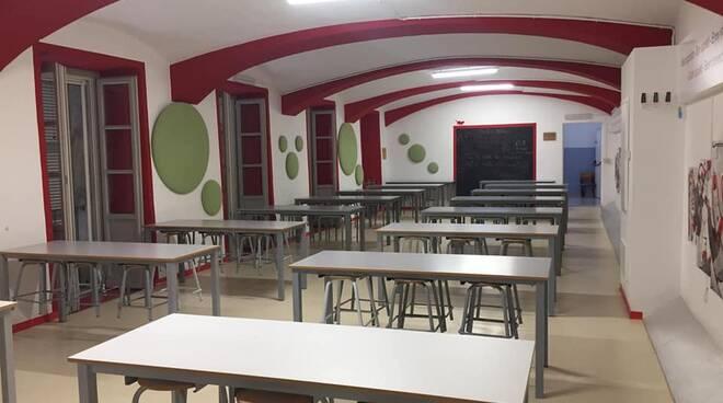 Mensa scolastica scuole Farigliano