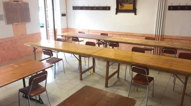 Refettorio CRAL Farigliano
