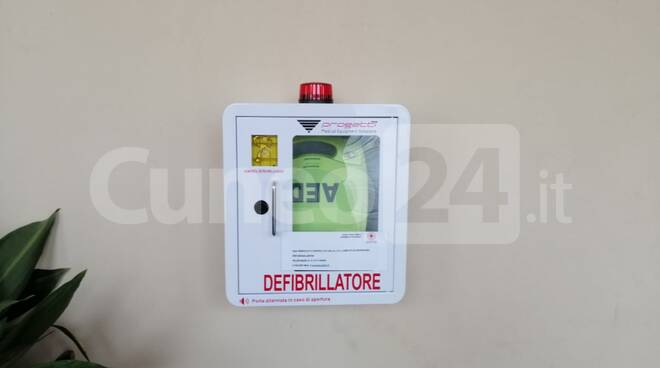 defibrillatore peveragno