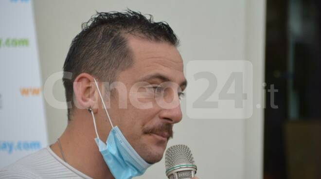 Andrea Bruno Franco assessore Barge