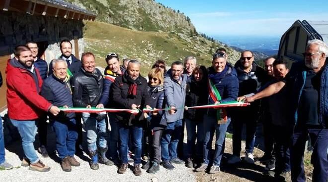 Inaugurazione caseificio Magliano Alpi