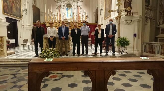 santuario Nostra Signora del Popolo cherasco concerto michelangelo pepino marco bellone giuseppe riccardi