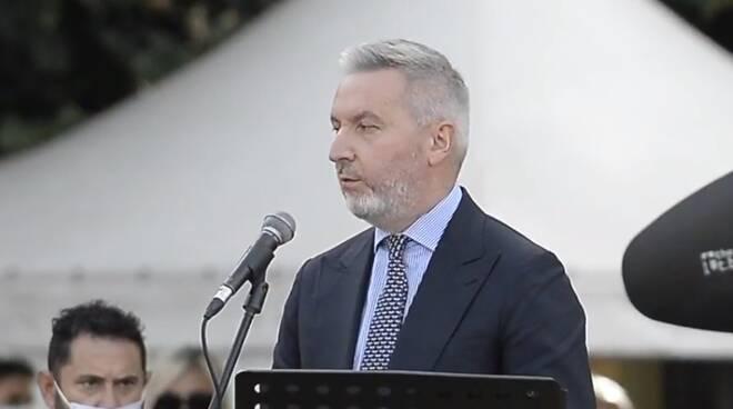 Ministro Difesa Lorenzo Guerini