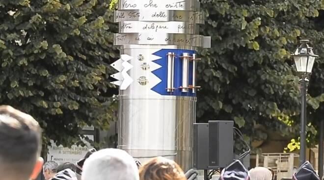 Monumento Dalla Chiesa Saluzzo