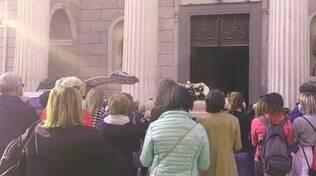 Funerali Camilla Sismondo