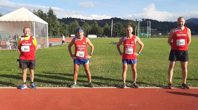 Campionati regionali Master Atletica Mondovì