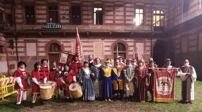 gruppo storico Borgo San Martino