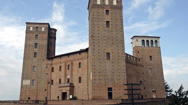 Castello fossano archivio ATL del Cuneese.