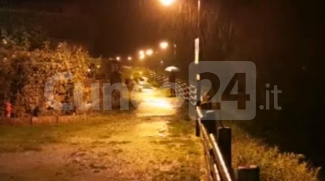 maltempo alluvione Vernante