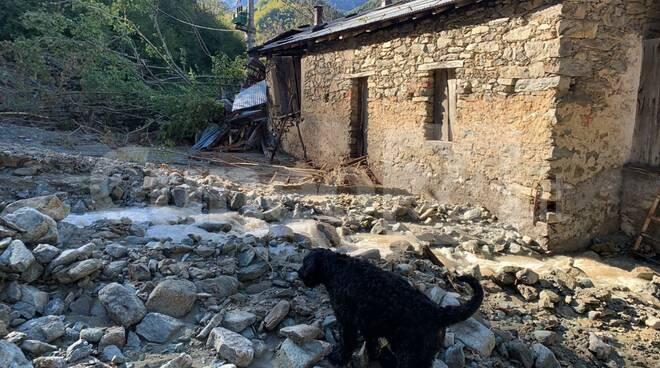 Pamparato alluvione 2020
