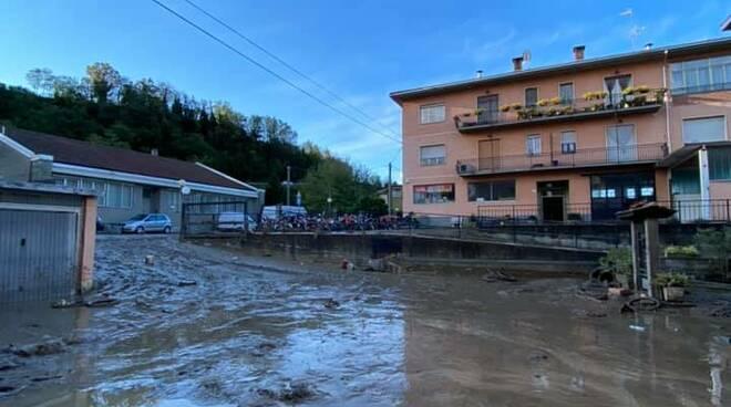 Ceva alluvione 2020