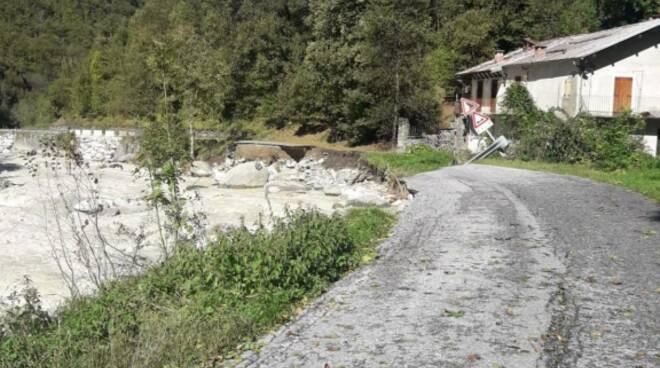 val Corsaglia alluvione