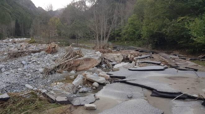 Limone Piemonte alluvione 2020