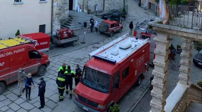 Vigili del fuoco Limone Piemonte