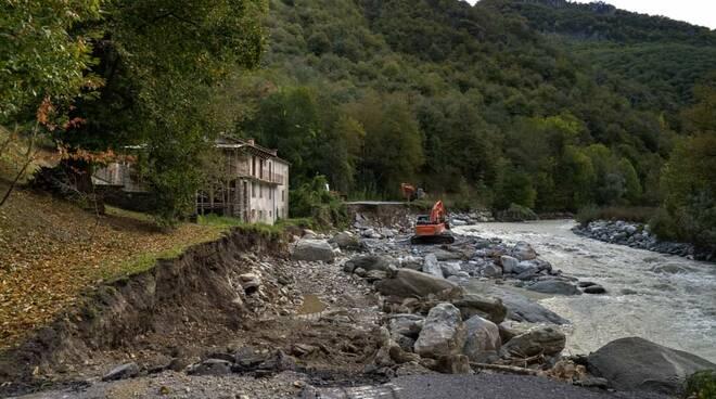 Alluvione valle Corsaglia