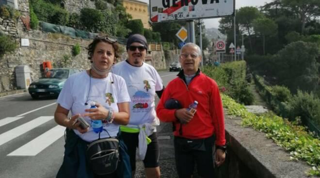 250 km di solidarietà