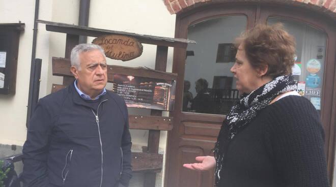 Rocco Pulitanò a Valcasotto