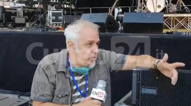 Davide Van de Sfroos Saluzzo