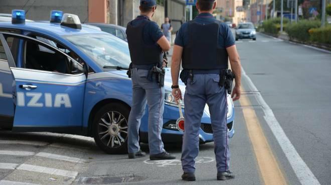 polizia savona ivg