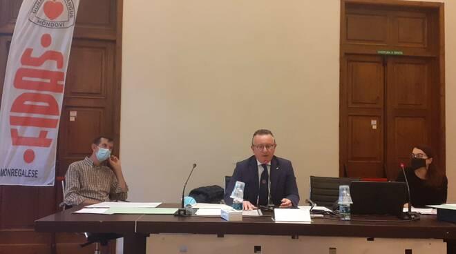Nuovo consiglio direttivo AVAS Fidas Monregalese
