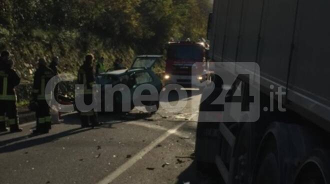 Incidente san michele mondovì ottobre