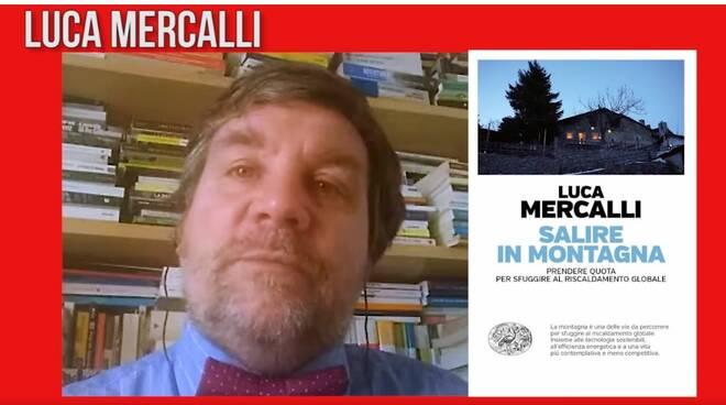 MErcalli Luca Salire in montagna libro