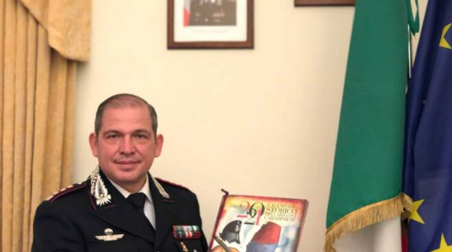 comandante Del Gaudio