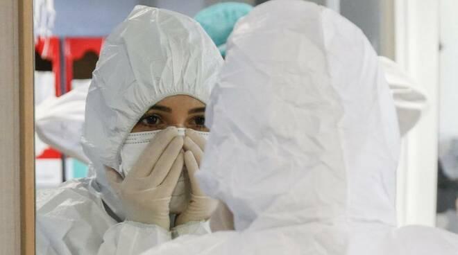 medici infermieri Coronavirus