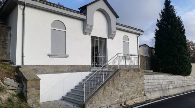 cimitero Rocca Cigliè