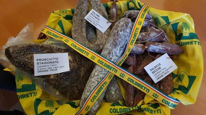 salumi made in italy coldiretti