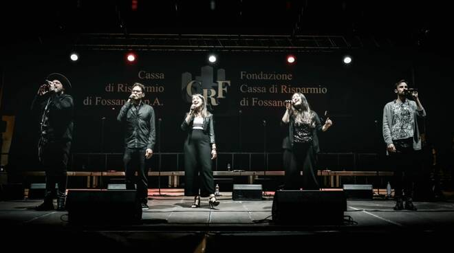 Cluster band Genova