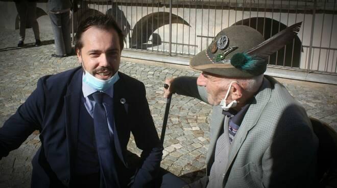 Nicola Schellino e Giuseppe Bertano