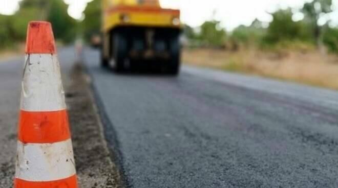 asfalto lavori bitumatura