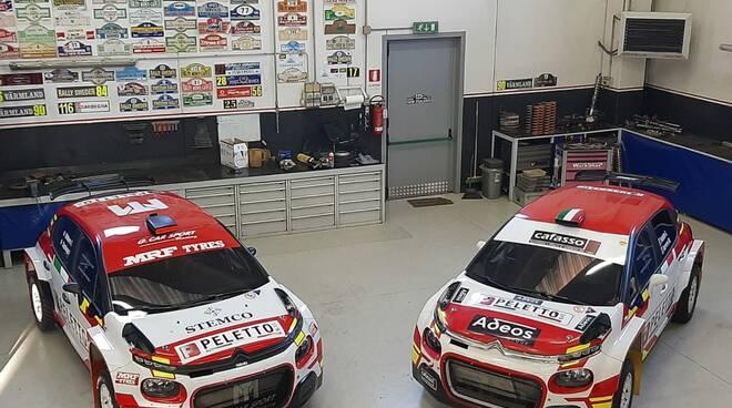 Stefano Peletto Rally